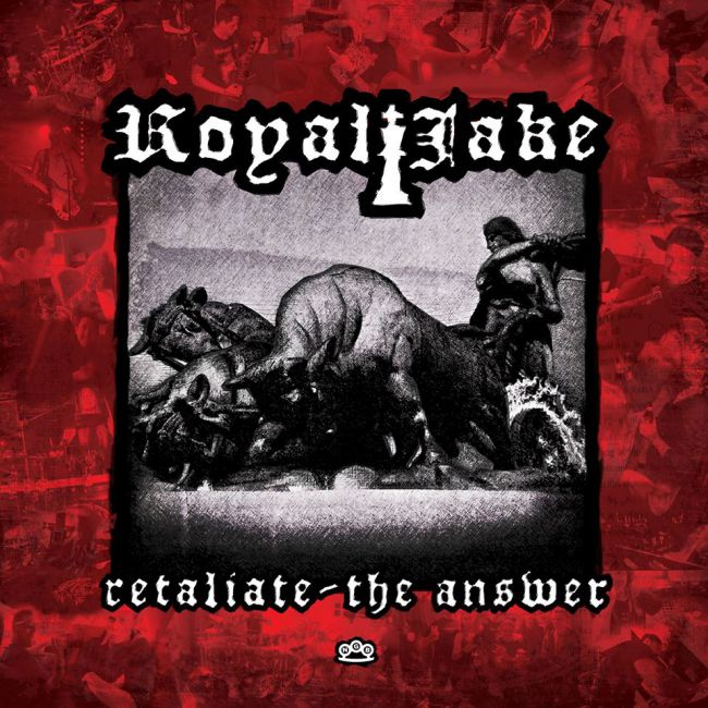 royal jake retaliate the answer cover