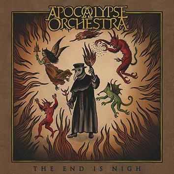 apocalypse orchestra the end is nigh album cover