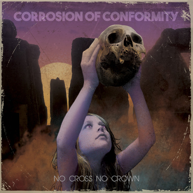 corrosion of conformity album cover