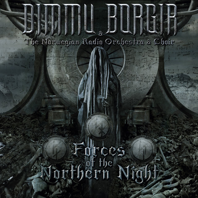 dimmu borgir forces of the northern night cover