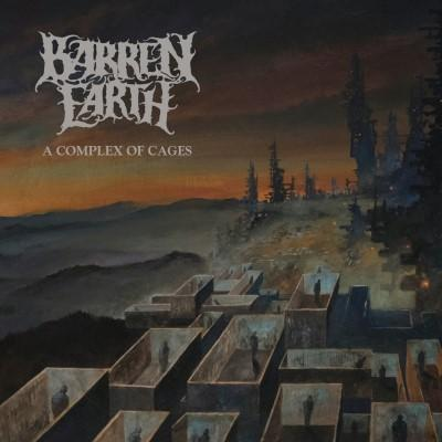 barren earth a complex of cages album cover