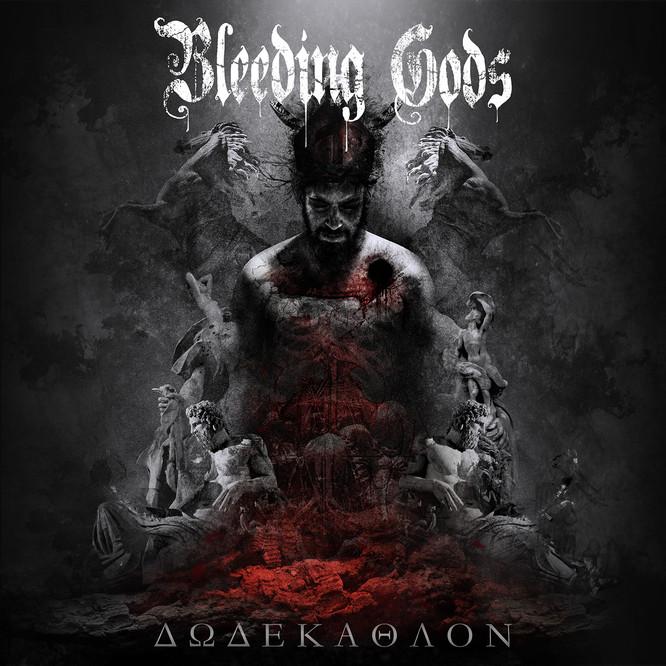 bleeding gods dodekathlon album cover