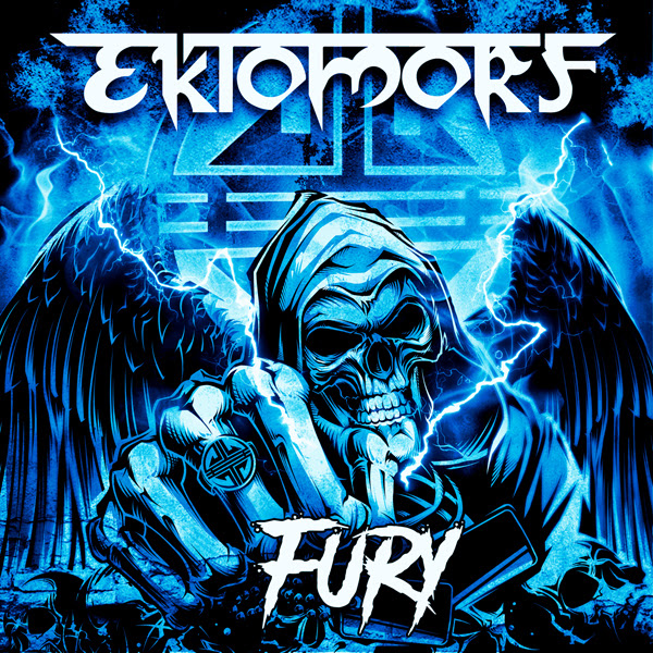 ektomorf fury album cover