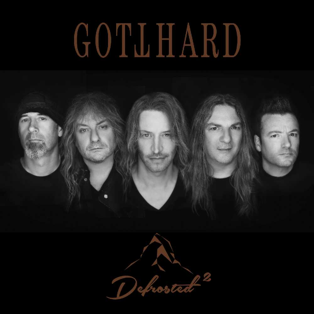 gotthard defrosted 2 album cover