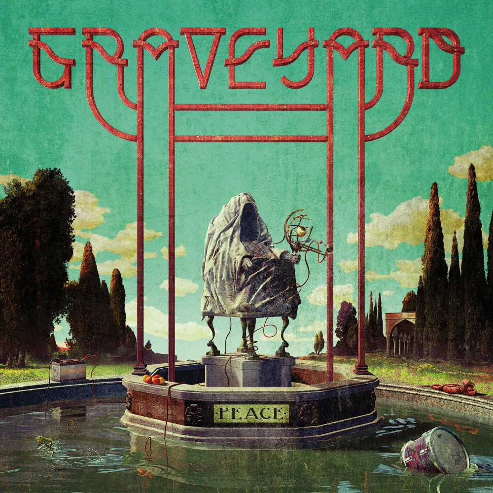graveyard peace album cover