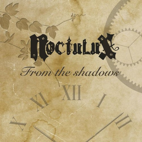 noctulux from the shadows album cover