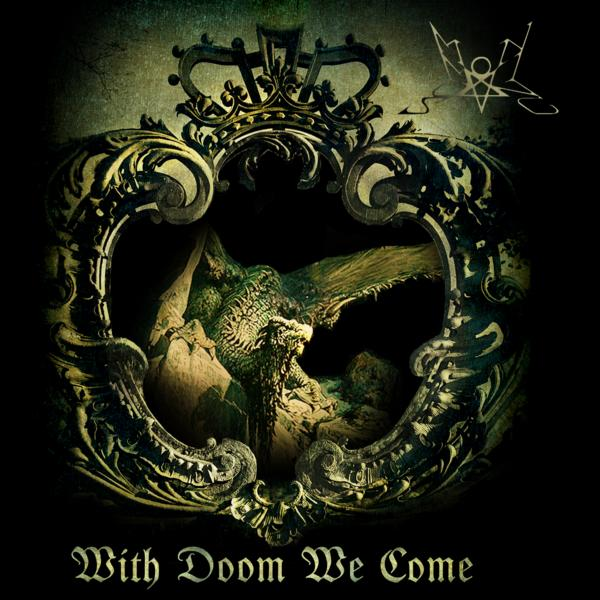 summoning with doom we come album cover