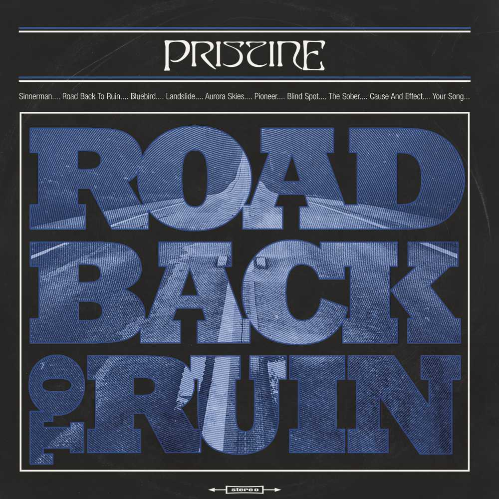 pristine road back to ruin album cover