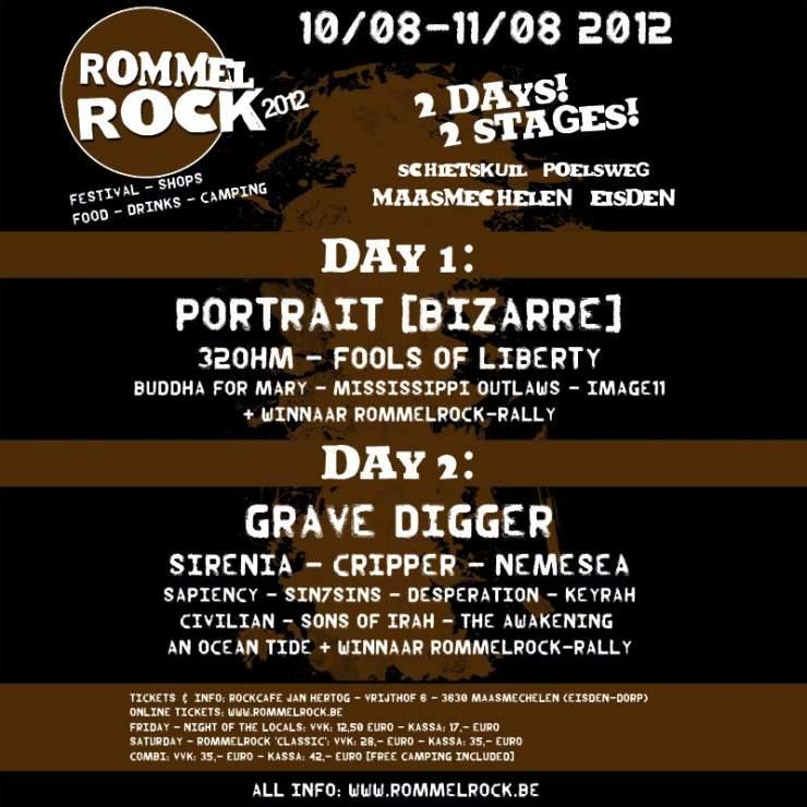 rommelrock 2012