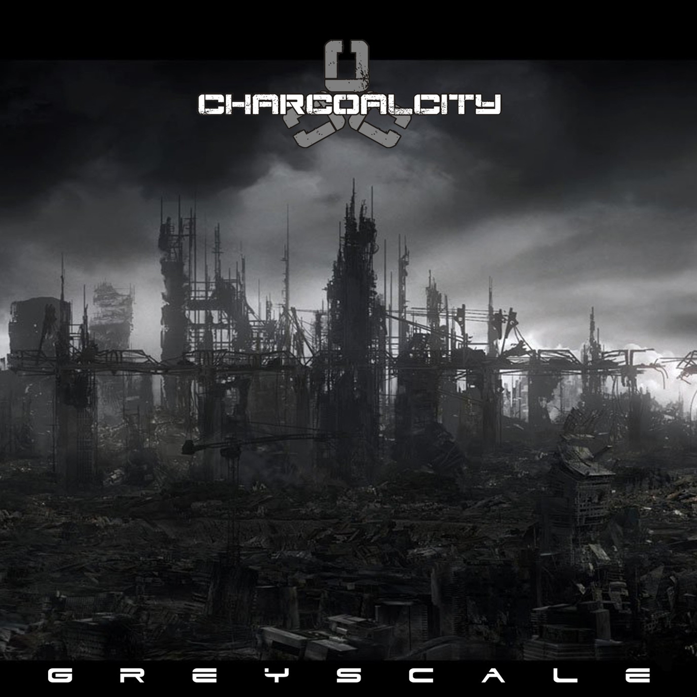 charcoalcity greyscale cover