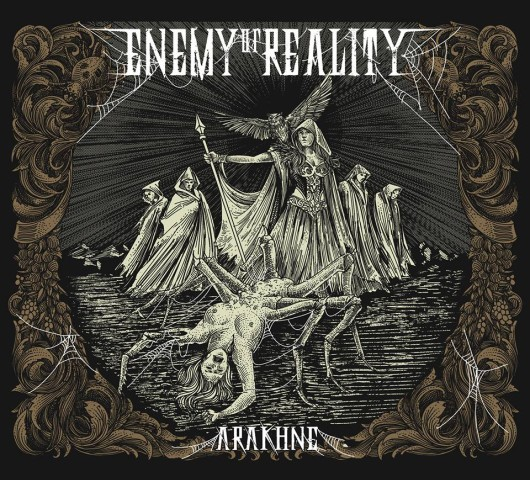 enemy of reality arakhne cover
