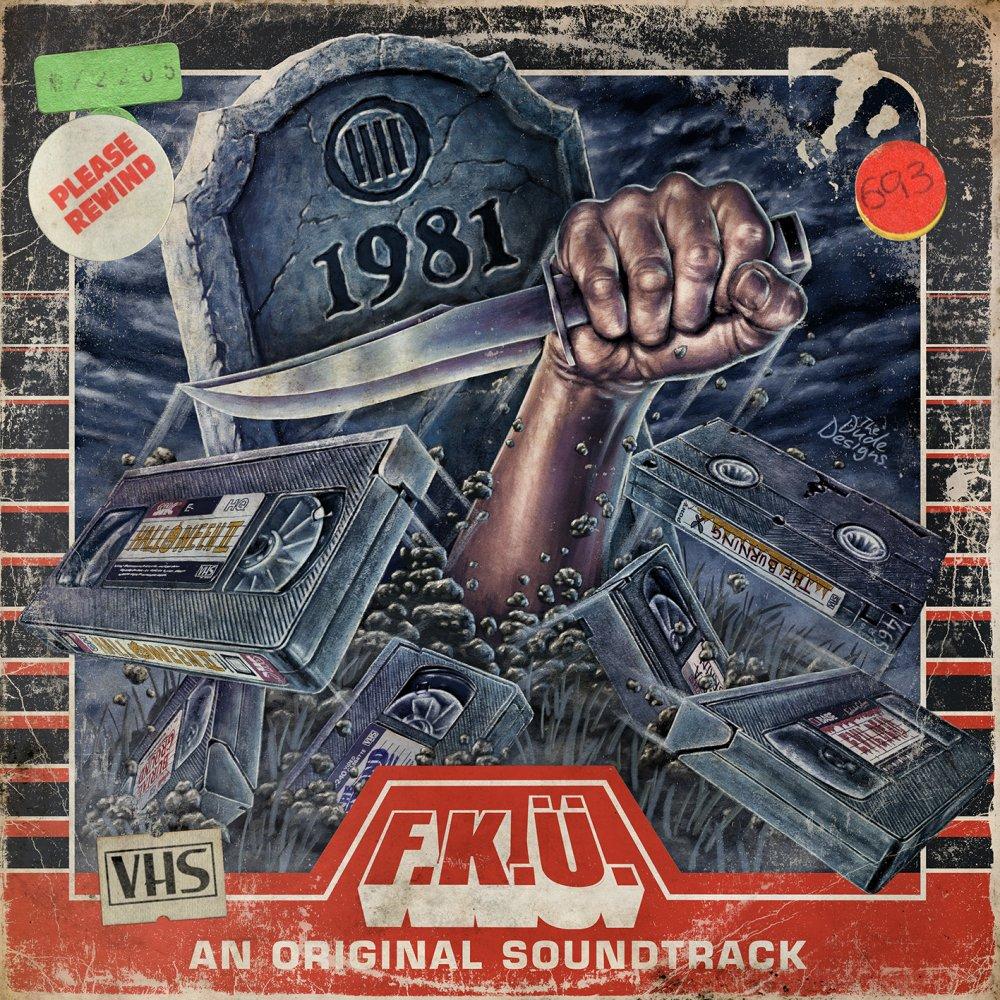 f.k.u. 1981 album cover