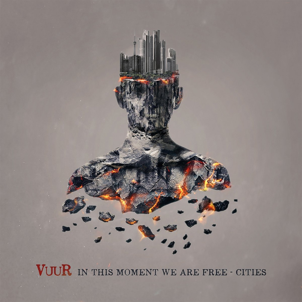 vuur in this moment we are free cities album cover