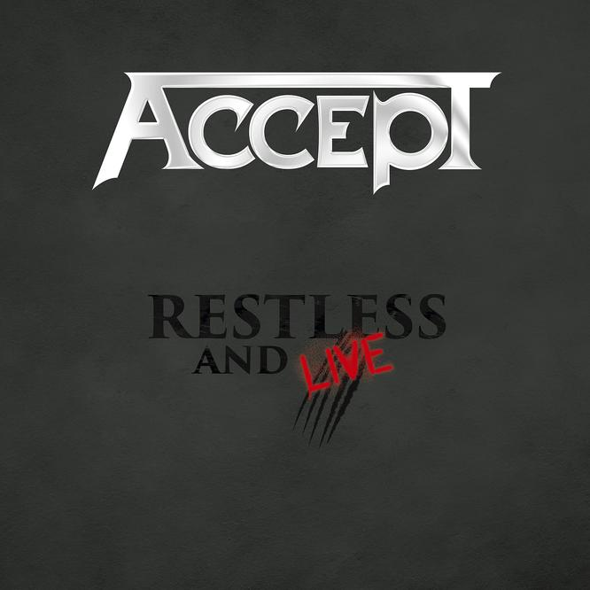 accept restless and live cover