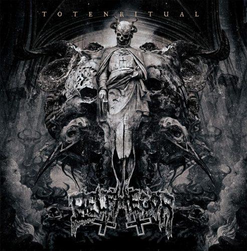 belphegor totenritual album cover