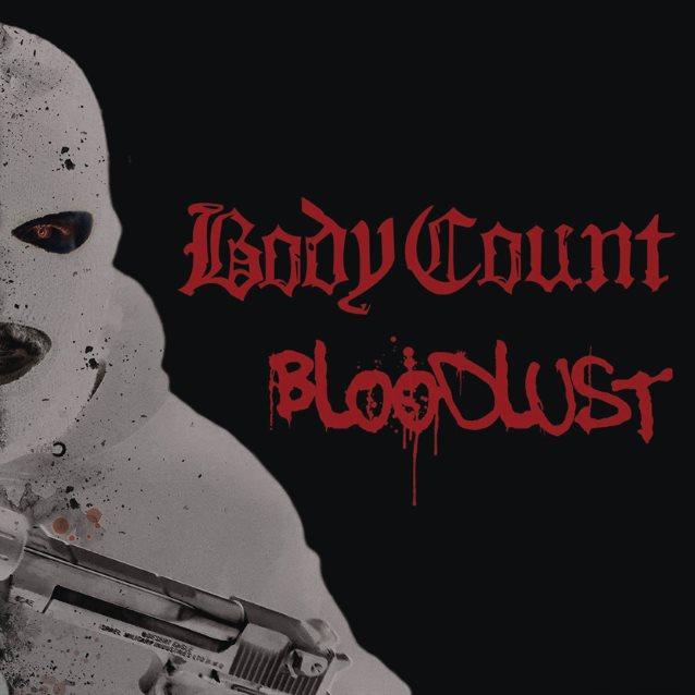 body count bloodlust album cover