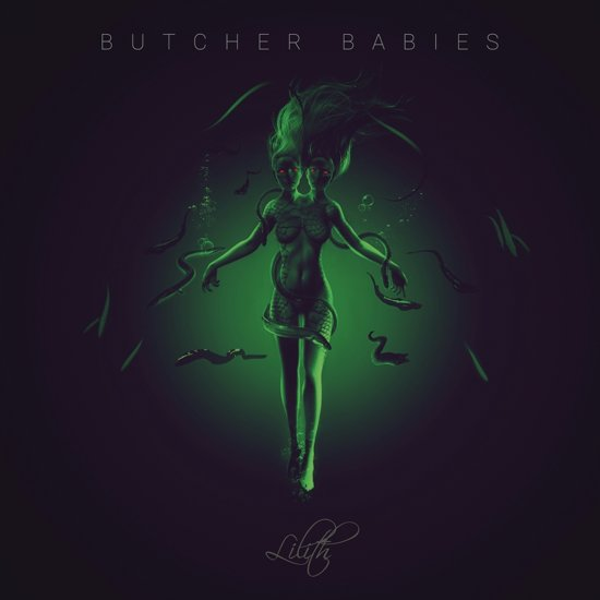 butcher babies lilith album cover