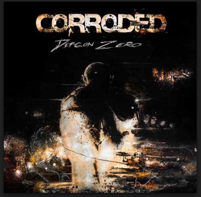 corrodded defcon zero album cover