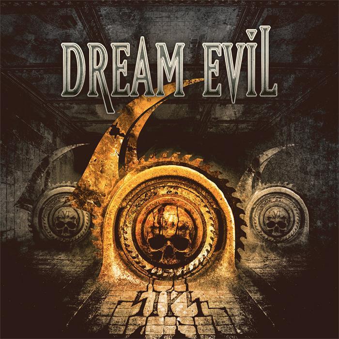 dream evil six album cover