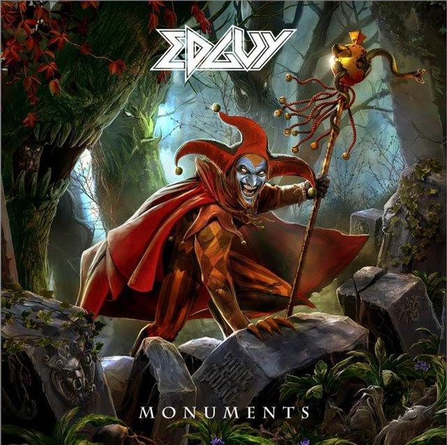 edguy monuments album cover