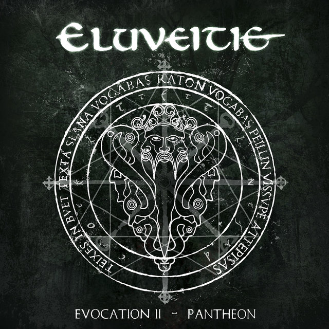 eluveitie evocation II pantheon album cover