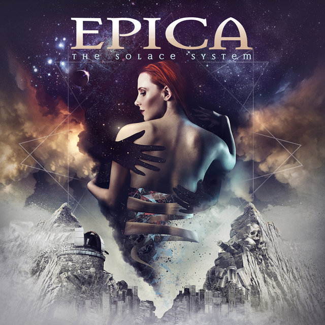 epica the solace system album cover