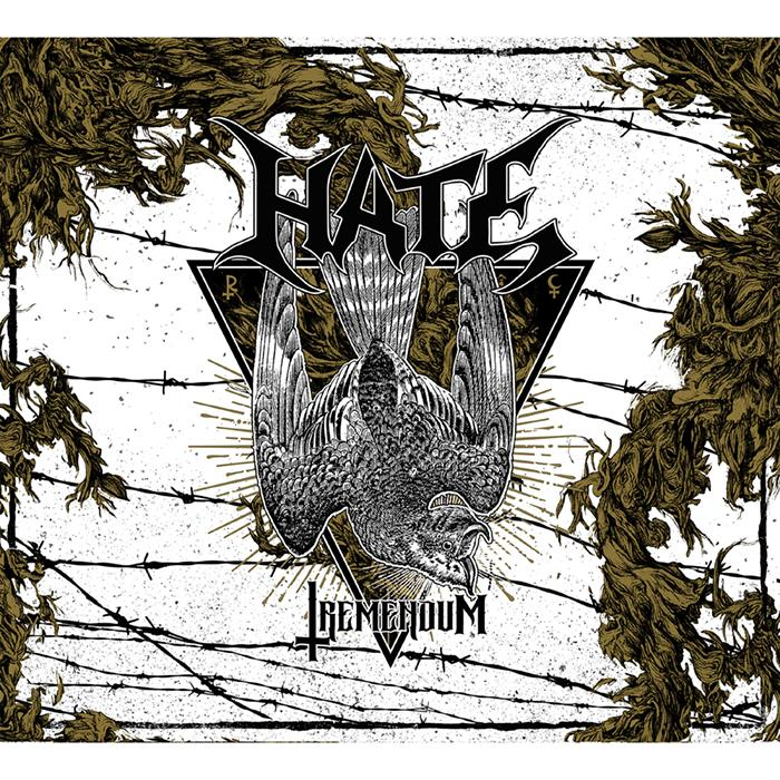 hate tremendum album cover