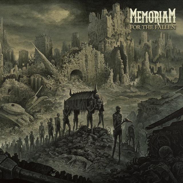 memoriam for the fallen album cover