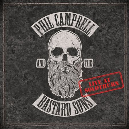 phil campbell and the bastard sons live at solothurn album cover