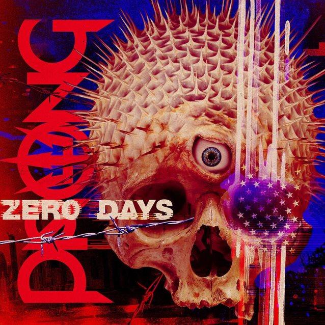 prong zero days album cover