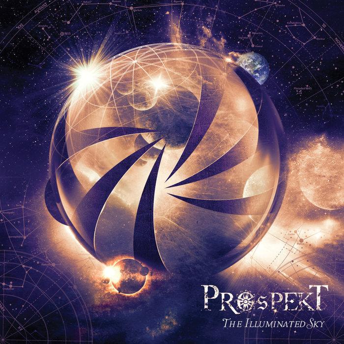 prospekt the illuminated sky album cover