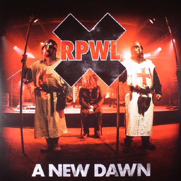rpwl a new dawn album cover