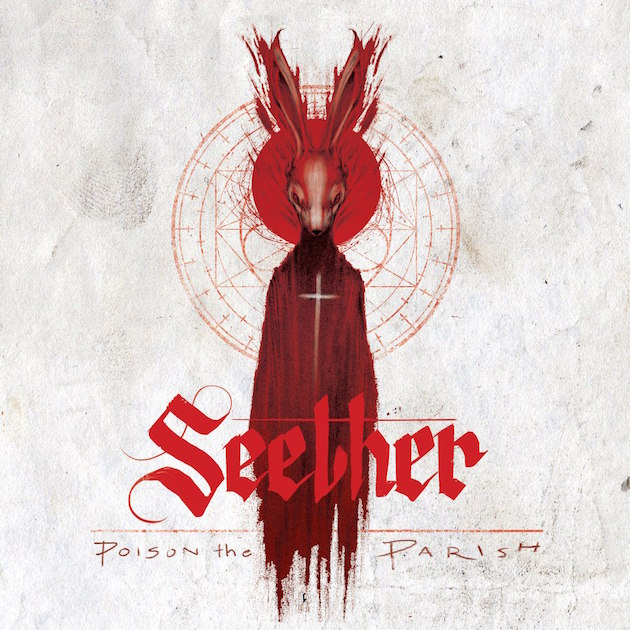 seether poison the parish album cover