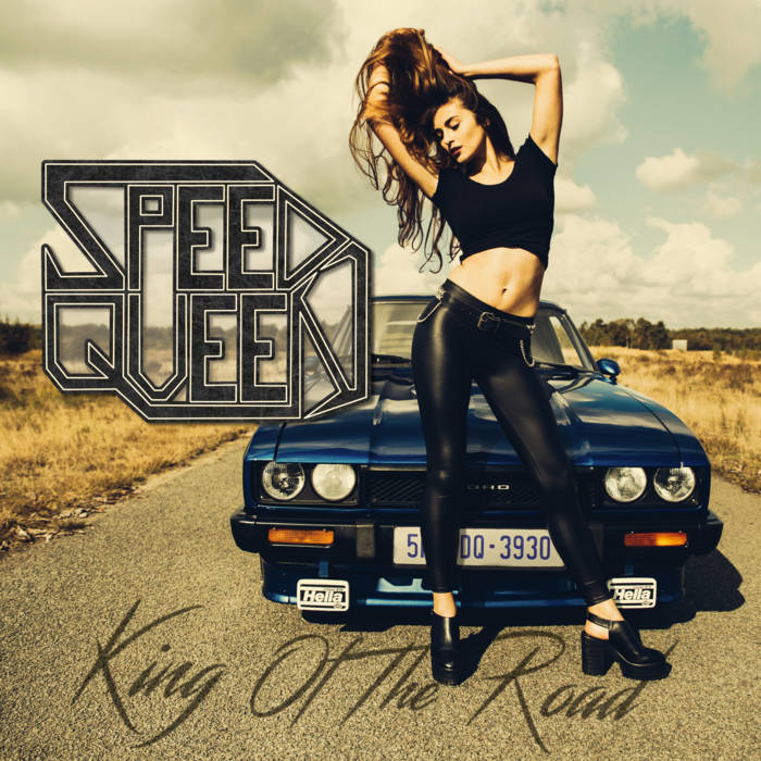 speed queen king of the road album cover