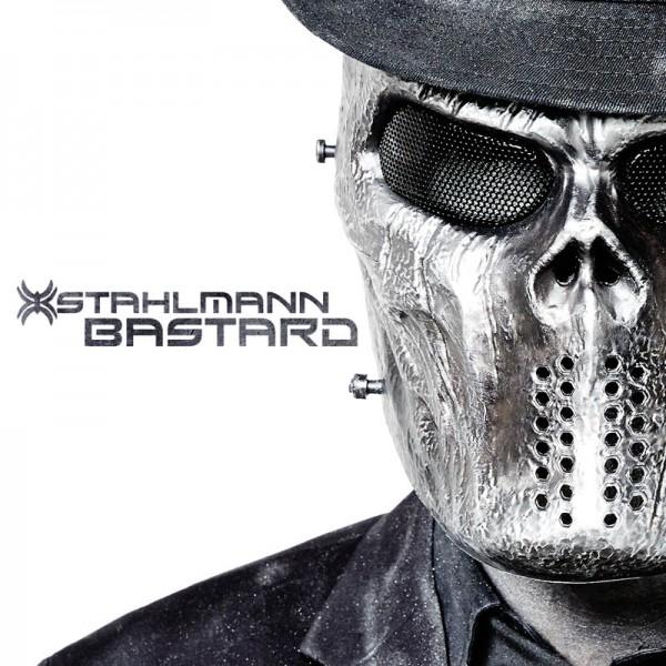 stahlman bastard album cover