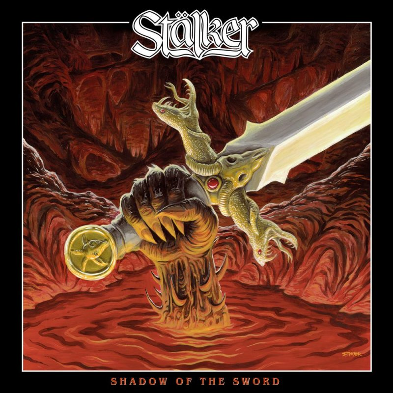 stälker shadow of the sword album cover
