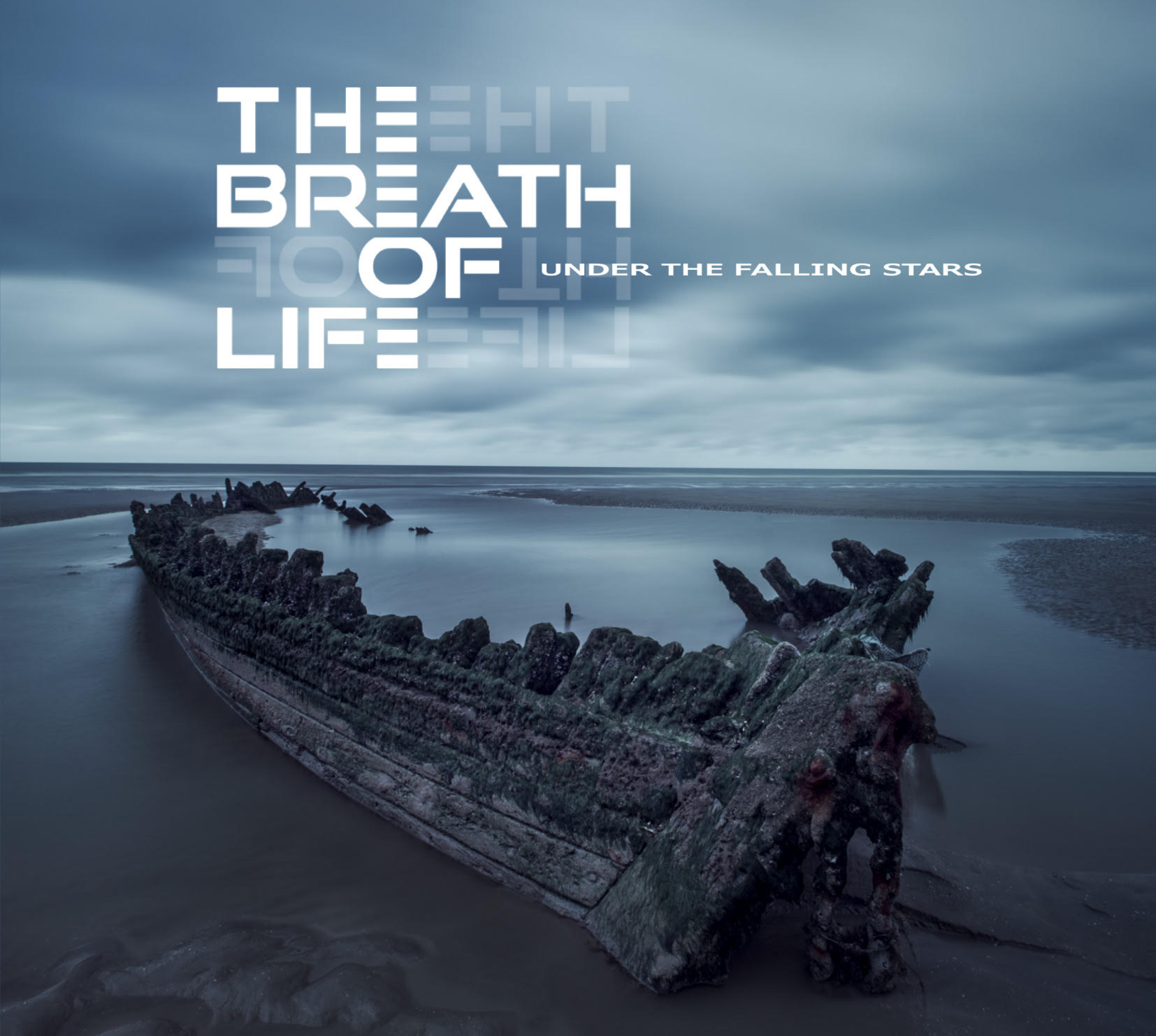 the breath of life under the falling stars album cover