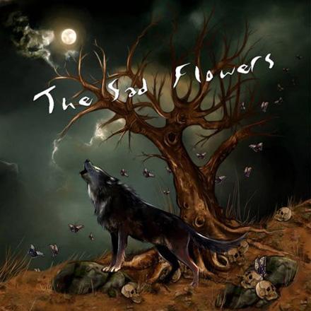 the sad flowers album cover