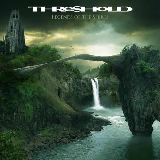 threshold legends of the shires album cover