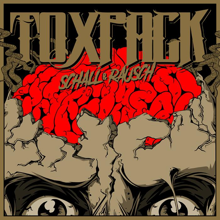 toxpack schall & rausch album cover