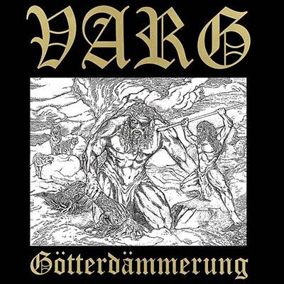 varg gotterdammerung album cover