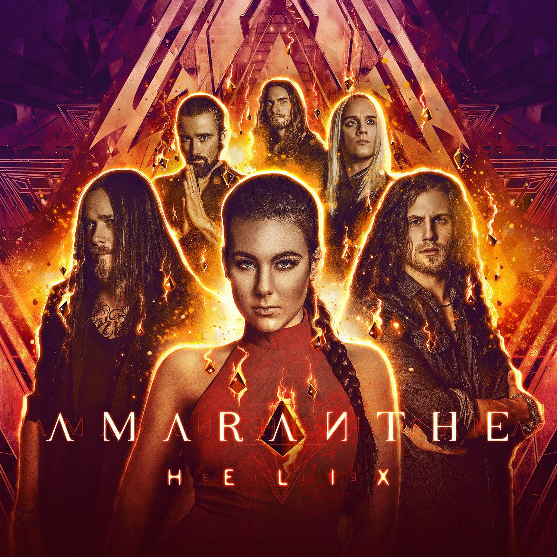 amaranthe helix album cover