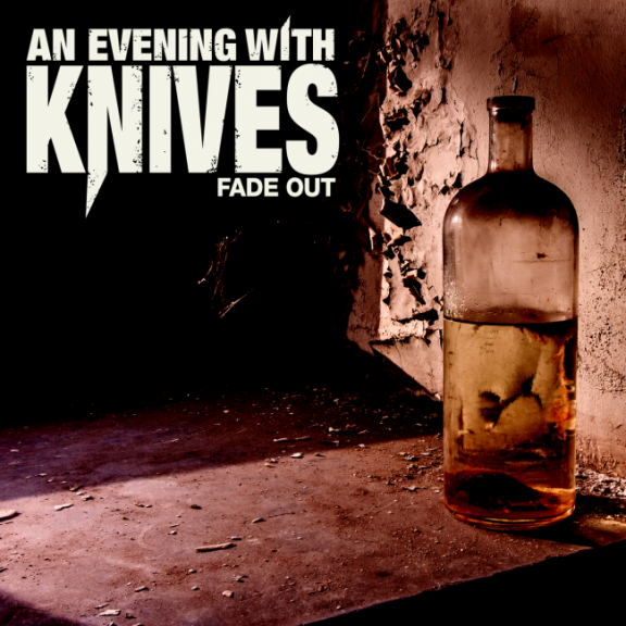 an evening with knives fade out ep album cover