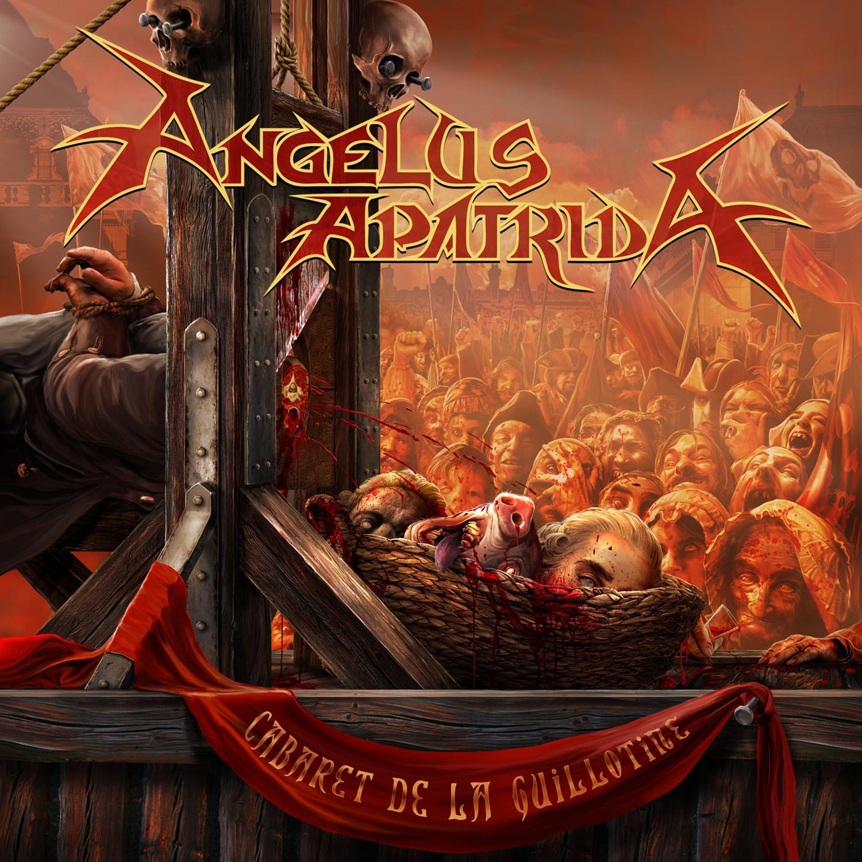 angelus apatrida cabaret de la guillotine album cover