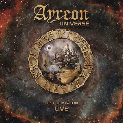 ayreon universe album cover