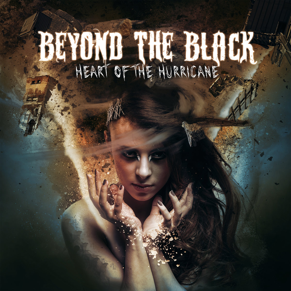 beyond the black heart of the hurricane album cover