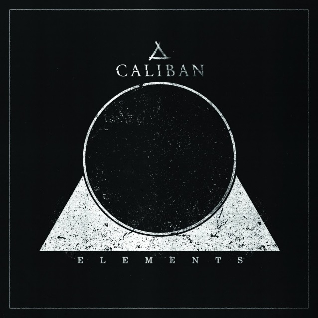 caliban elements album cover