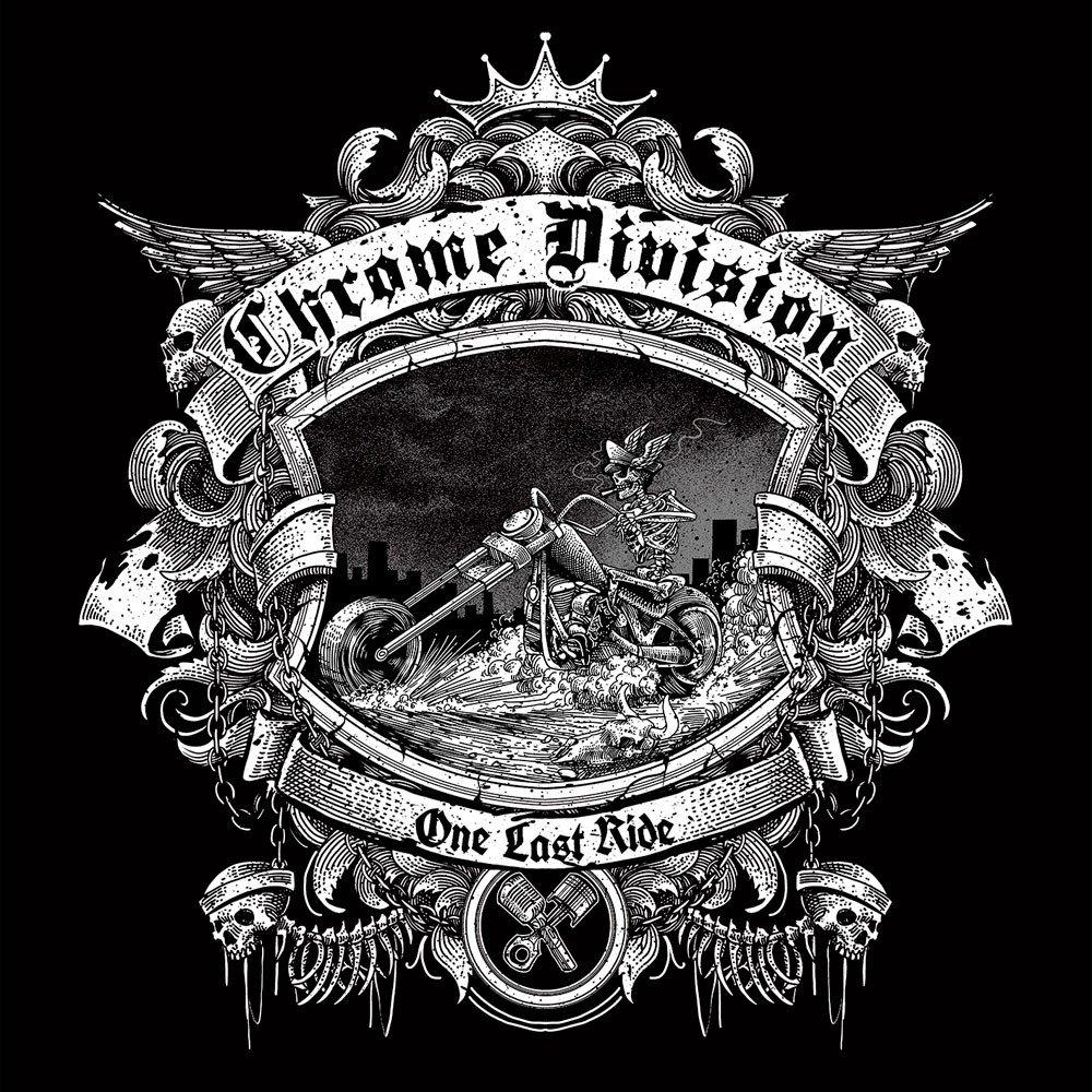 chrome division one last ride album cover