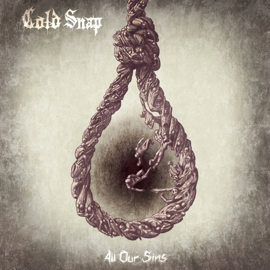 coldsnap all our sins album cover