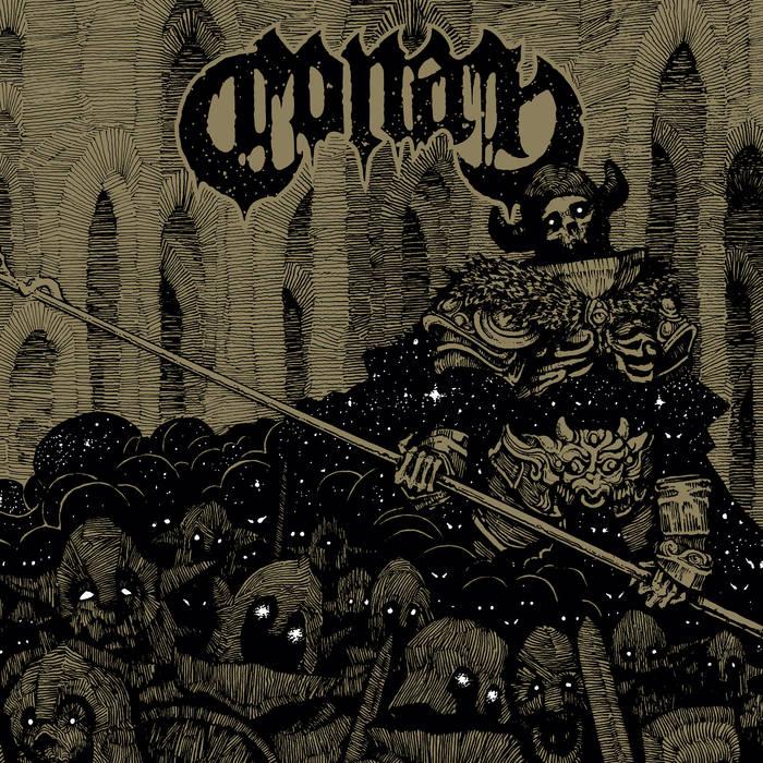 conan existential void guardian album cover